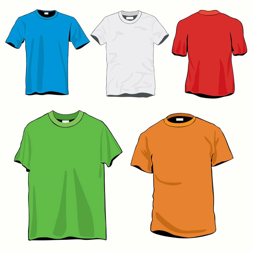 男士t恤设计模板下载 男士t恤设计图片下载 男士t恤设计 衣服模版