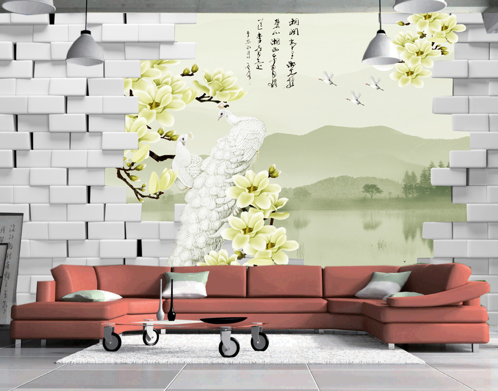 3d洋酒手绘墙图片