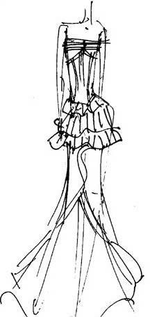 服装效果图模板下载(图片编号:12037187)_裙子设计__.