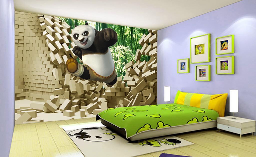 3D 壁画儿童房壁纸壁画模板下载 120