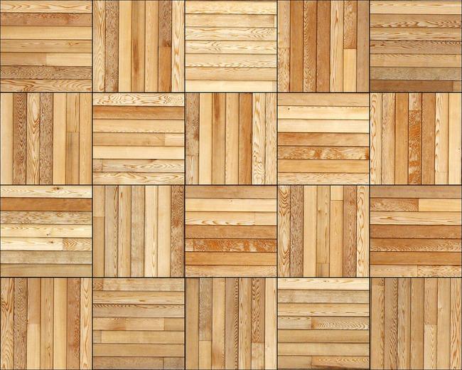 地板木纹贴图