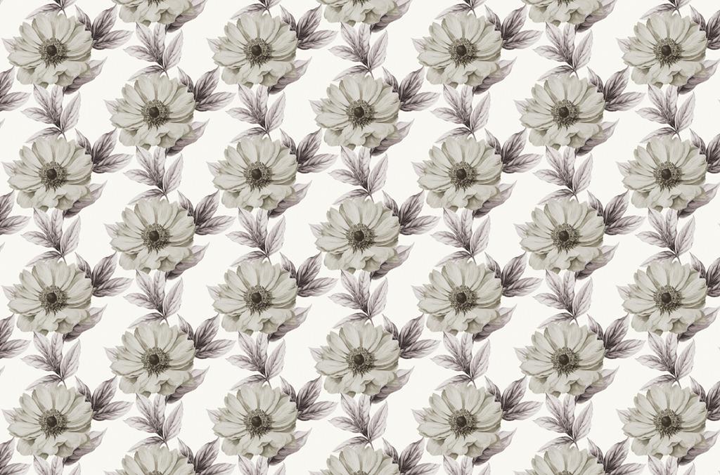 欧式墙纸美式墙纸墙纸花卉图片