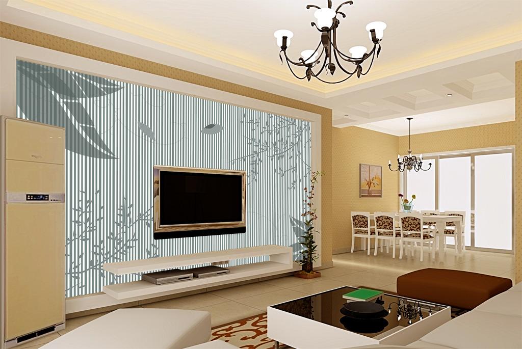 2018最新设计电视墙