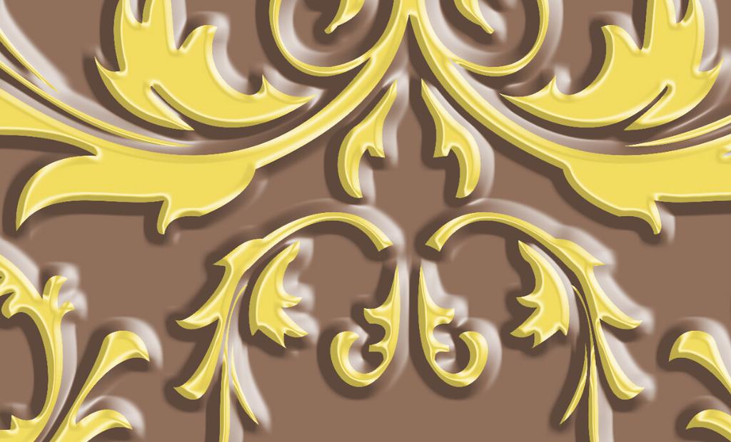 浮雕欧式壁画模板下载
