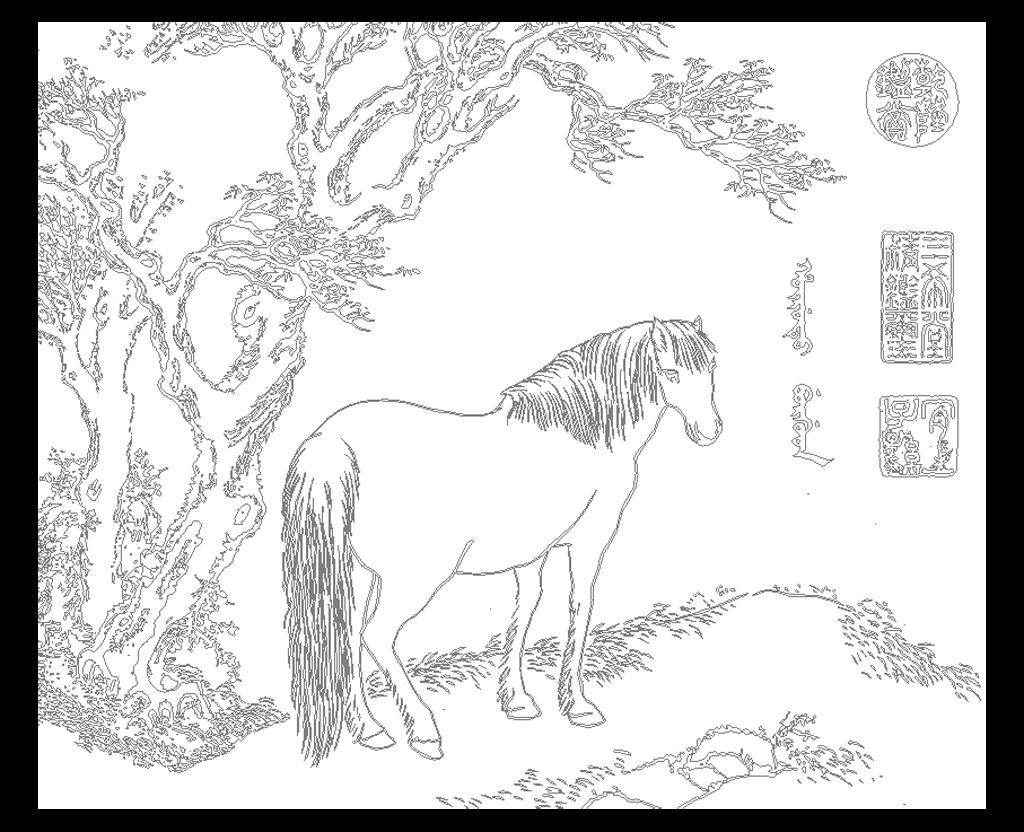 手绘赵丽颖q版简笔画内容图片展示