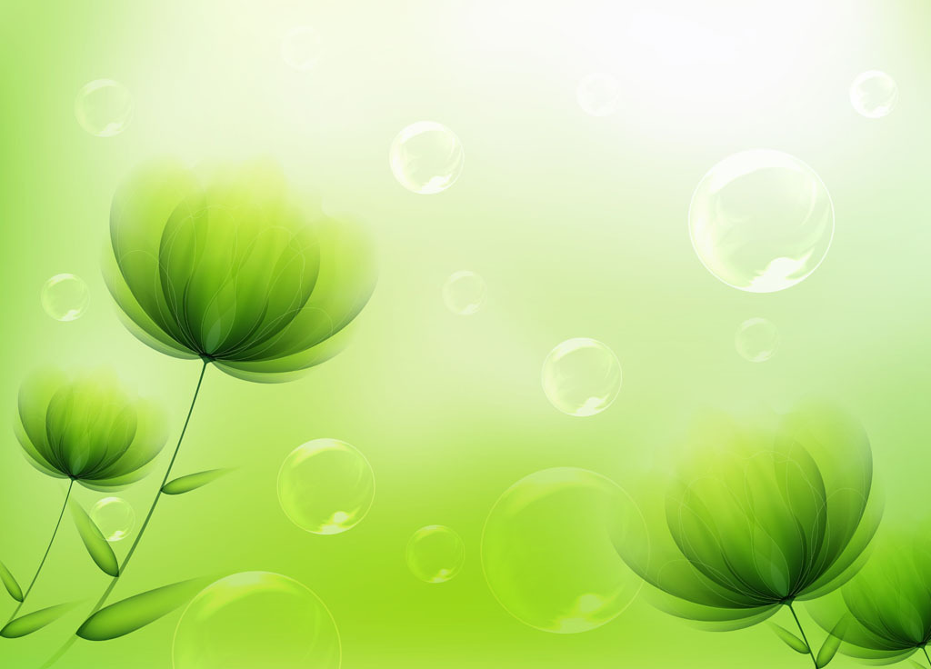 手绘花 花朵psd