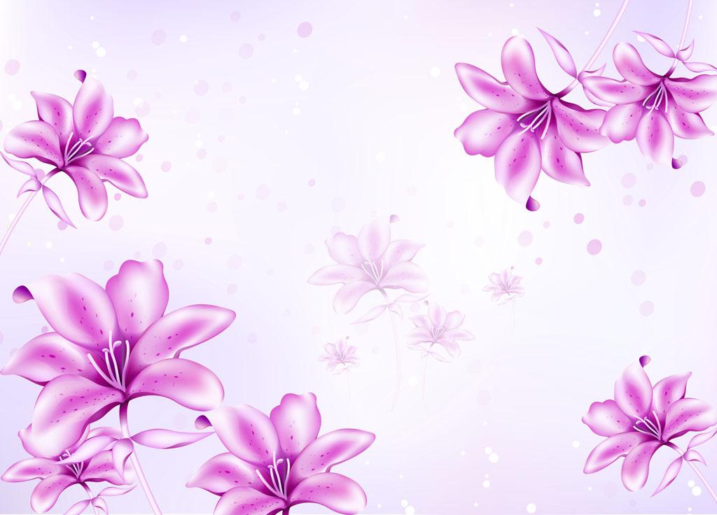 背景墙|装饰画 电视背景墙 现代简约电视背景墙 > 紫色高雅电视背景墙