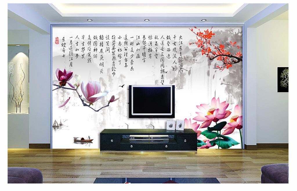 电视背景墙模板下载(图片编号:12094247)