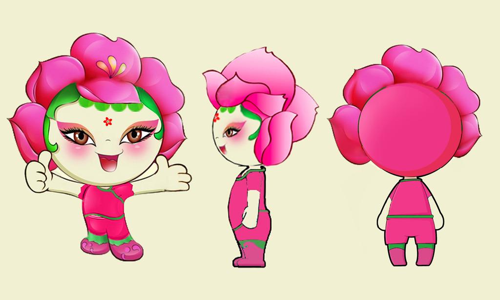 吉祥物设计模板下载 吉祥物设计图片下载