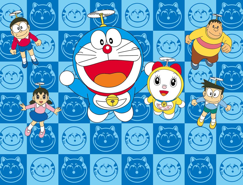 哆啦a梦机器猫人物卡通动漫