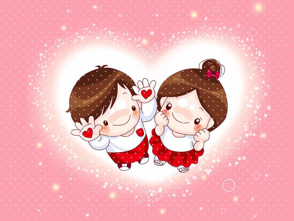 爱情 情侣 恋爱 爱情 心 婚庆卡通人物素材图片下载 浪漫 可用作婚礼