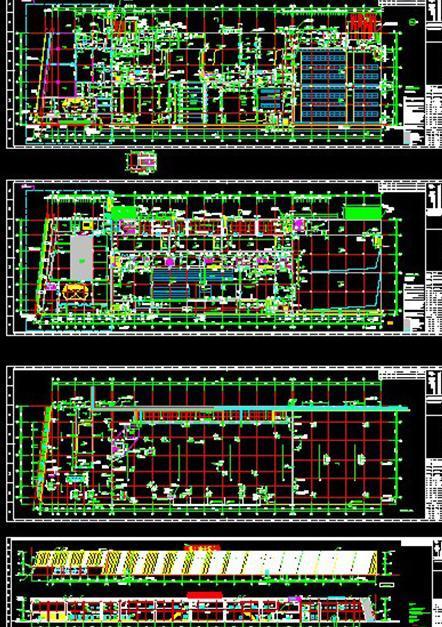 工厂平面图图片