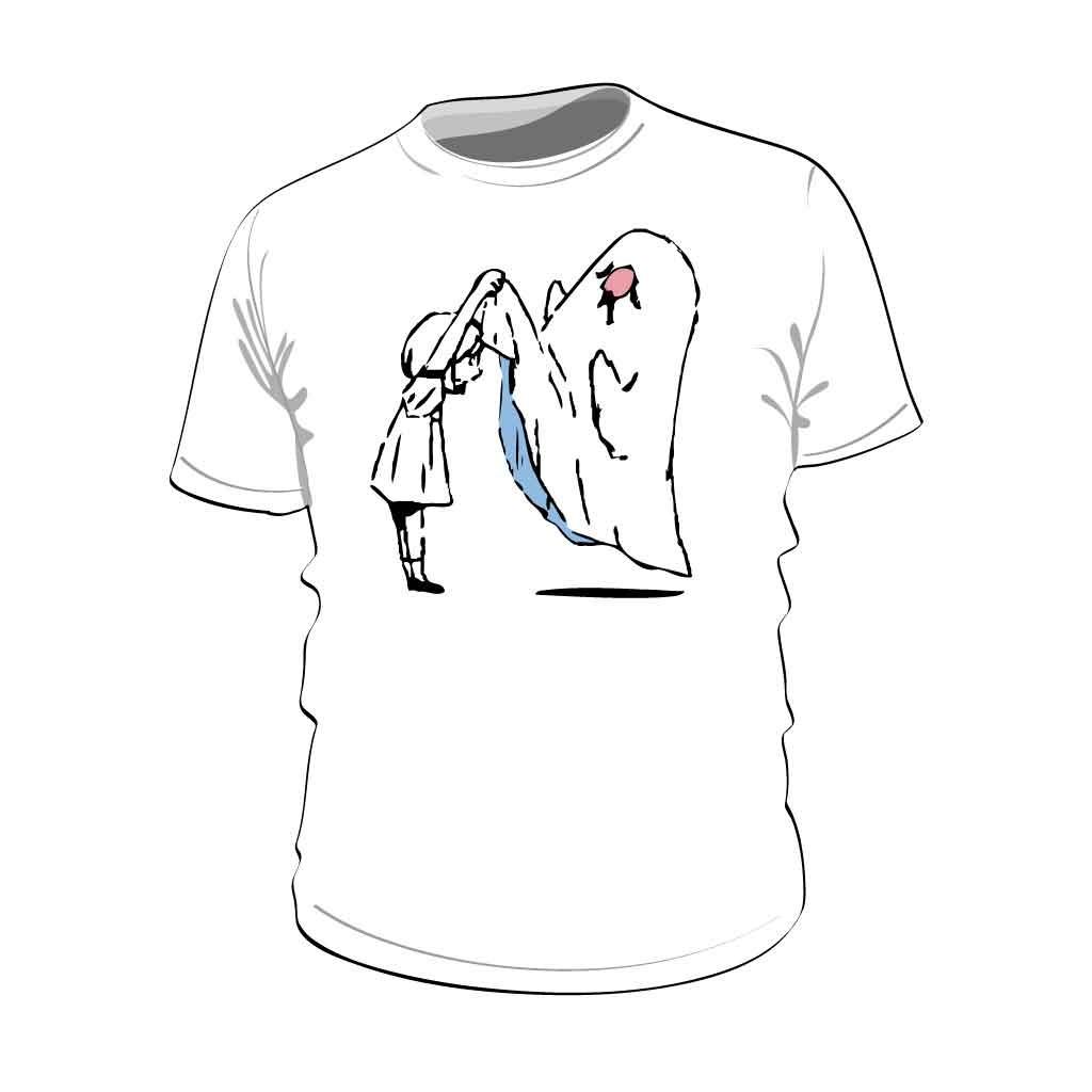服装行业个性t恤衫设计图