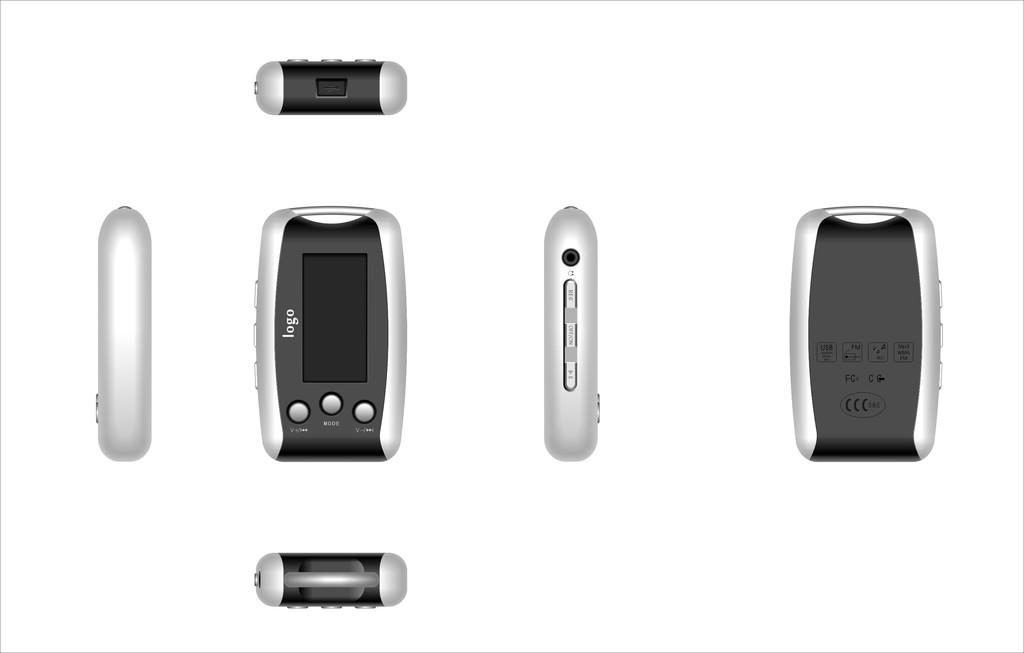 外观id设计产品矢量图工业设计