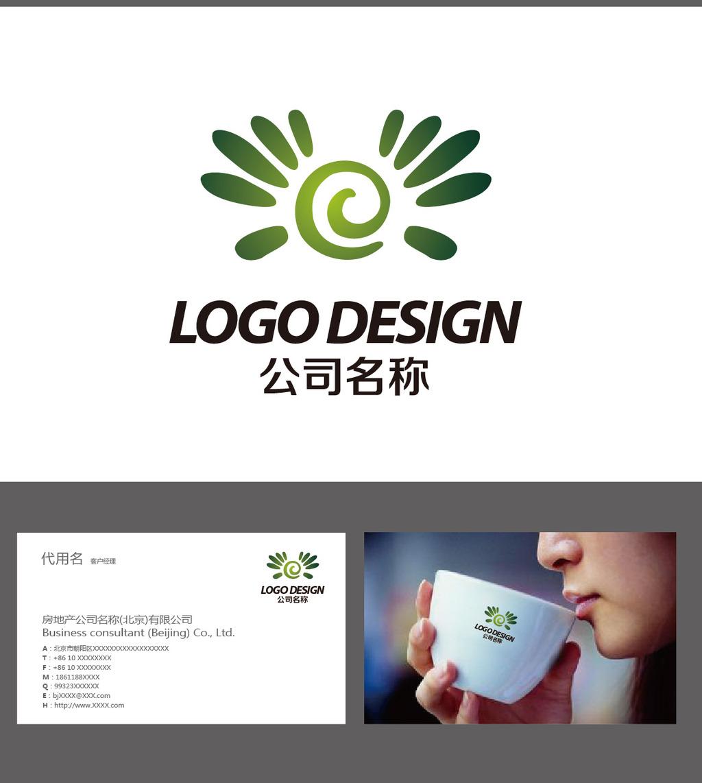 手掌logo标志设计模板下载(图片编号:12131649)