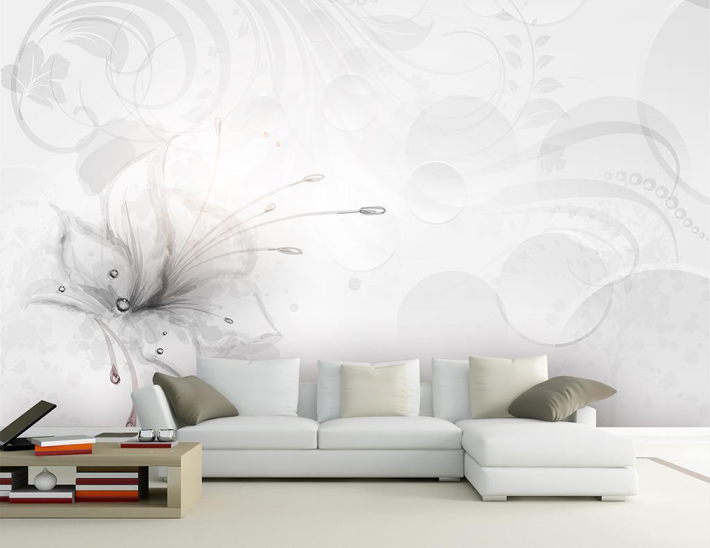 手绘墙 壁画 手绘壁画 大厅壁画 墙贴 壁纸 墙画 书房      装修 装饰