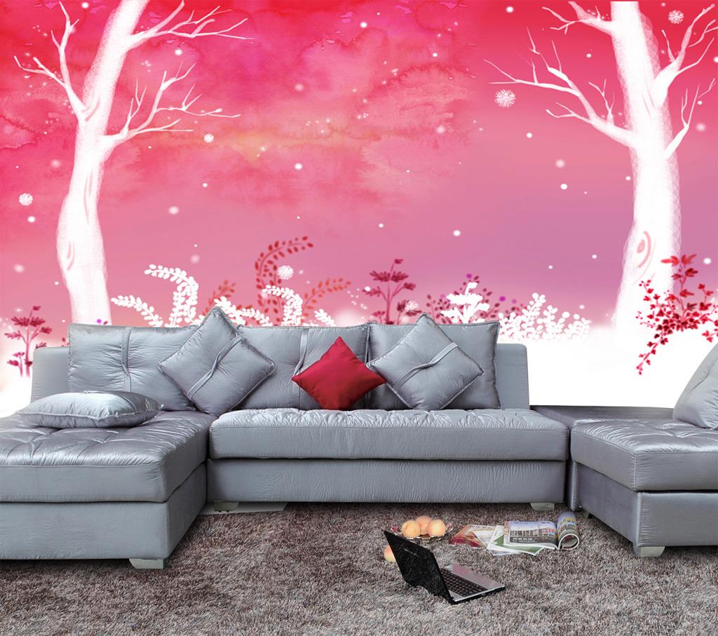 背景墙|装饰画 电视背景墙 手绘电视背景墙 > 高清科幻彩色电视背景墙