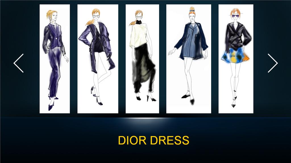服装设计ppt