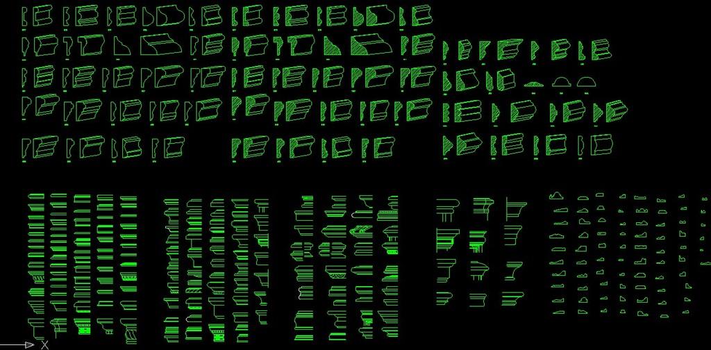 cad线条图库模板下载(图片编号:12162016)