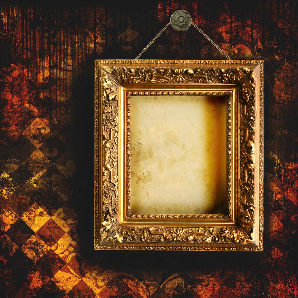古典华丽相框图片下载 古典相框 欧式花边 华丽框架 复古背景 典雅图片