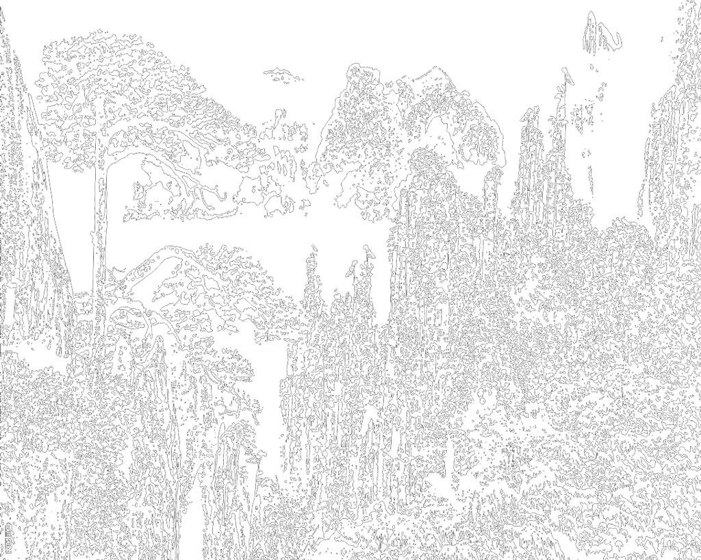 迎客松背景墙撕纸图雕刻图雕刻路径图片下载  大厅壁画  壁画 酒店