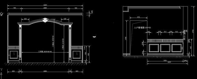 实木家具设计图