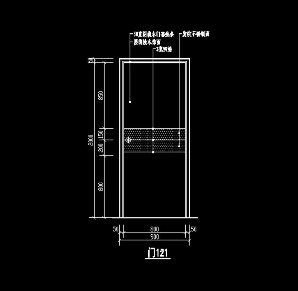 电路布置图 装饰柜鞋柜施工图