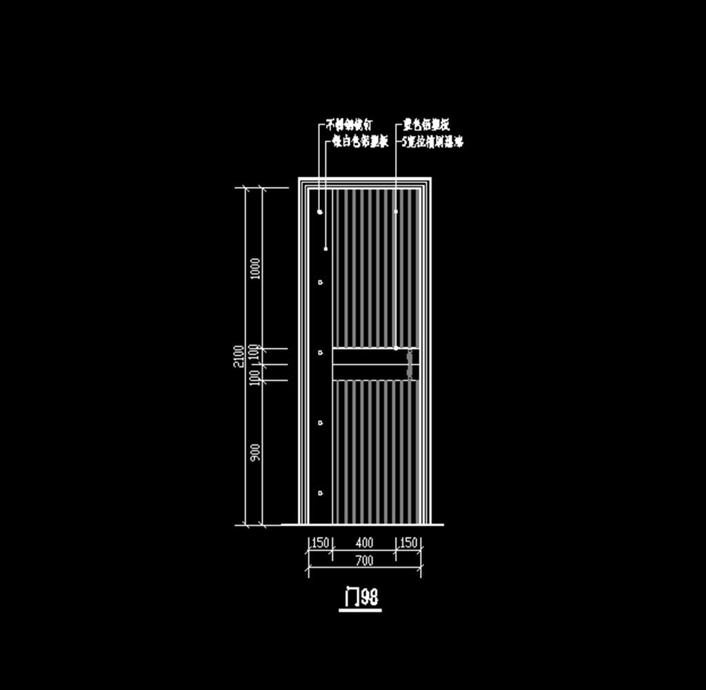 cad欧式门模板下载 cad欧式门图片下载
