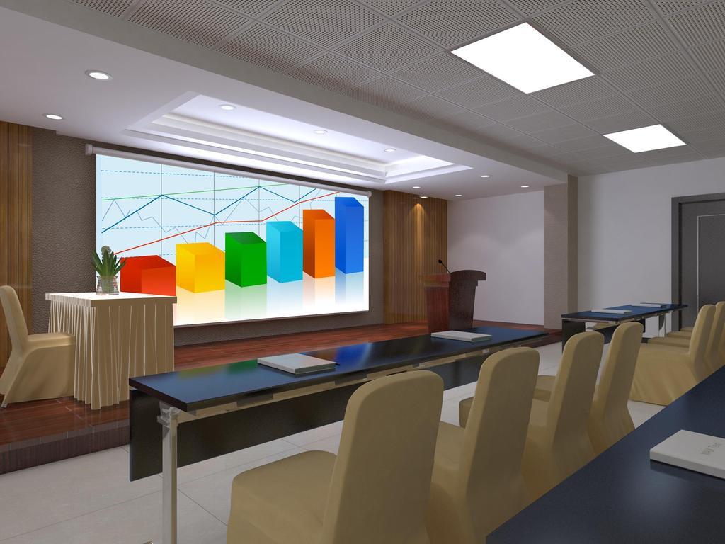 3d会议室含效果图模板下载(图片编号:12180710)_工装