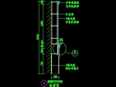 客厅装饰柜大样图CAD节点详图模板下载(图纸图片什么样硫酸是图片