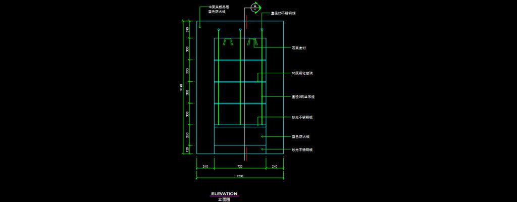 我图网提供精品流行专卖店CAD图纸设计附带施工材质说明素材下载,作品模板源文件可以编辑替换,设计作品简介: 专卖店CAD图纸设计附带施工材质说明,,使用软件为 AutoCAD 2004(.dwg) 专卖店展柜设计 商品展示架 商品展示柜设计 产品展示图纸设计 商业CAD图纸 专卖店CAD图纸 CAD施工图 CAD素材 服装专卖店施工图纸