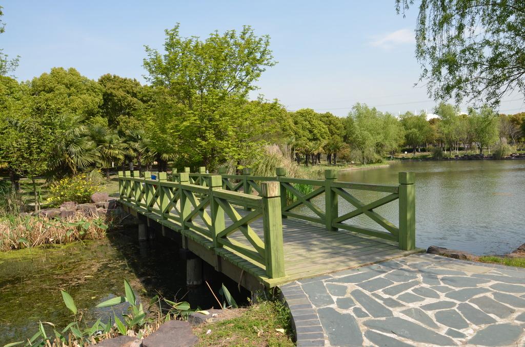平面设计 其他 图片素材 > 小桥流水美丽风景图  下一张&gt