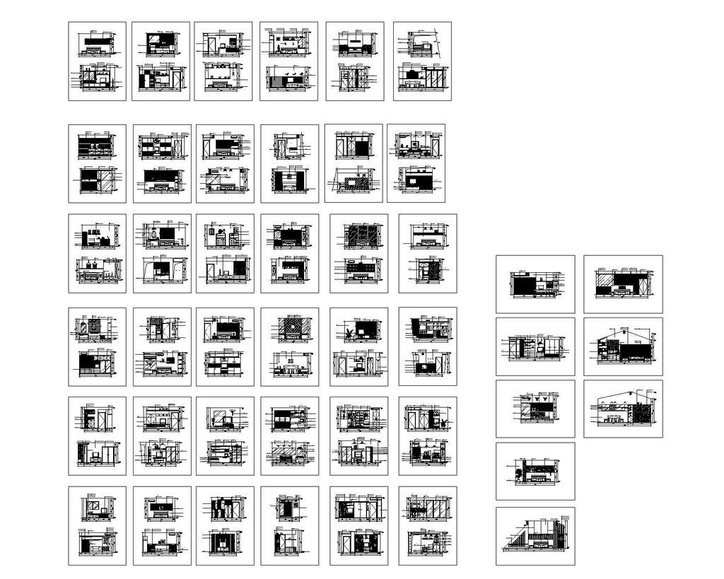 cad图纸设计下载模板下载