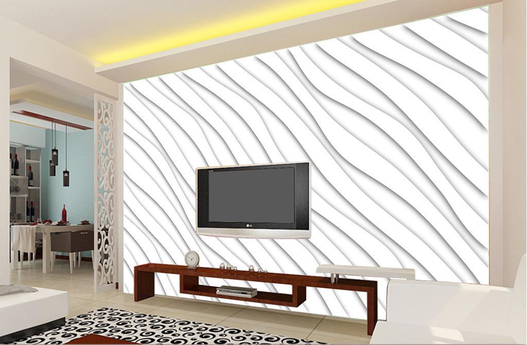 3d流水电视背景墙模板下载(图片编号:12200447)