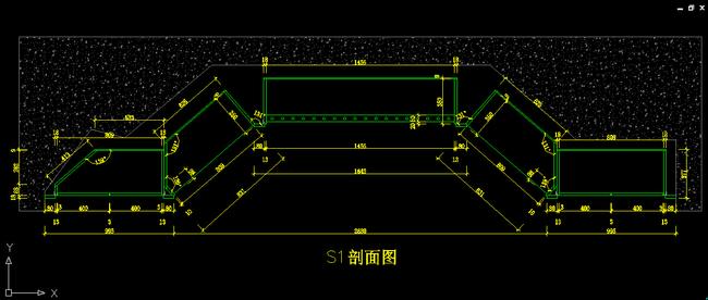立面图剖面图节点图欧式家具