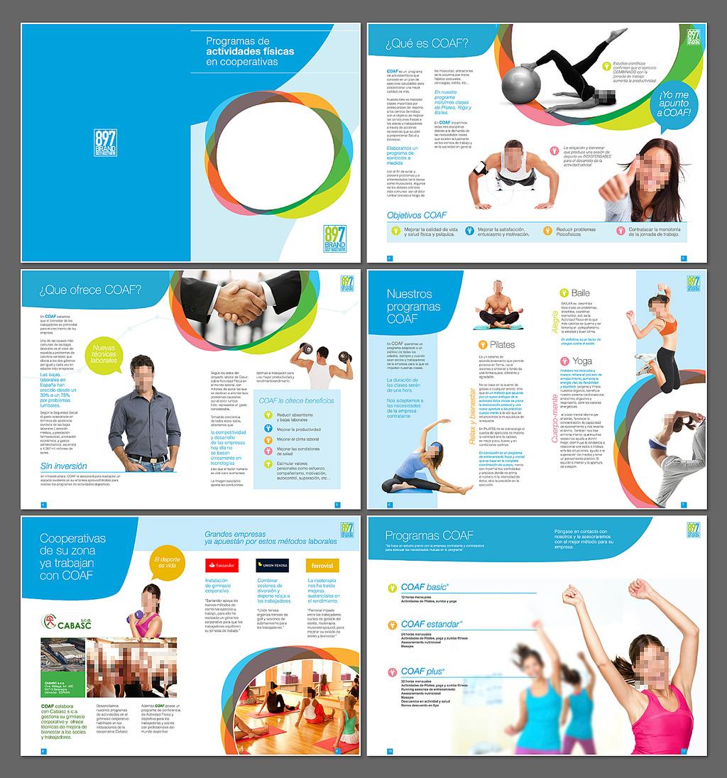 健身画册排版设计模板下载(图片编号:12206224)_产品