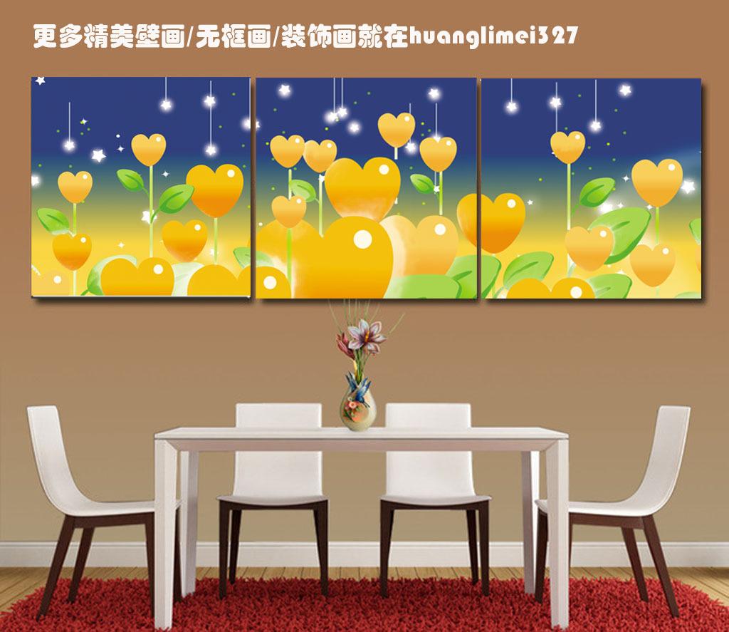 壁画 壁挂 挂板 手绘壁画