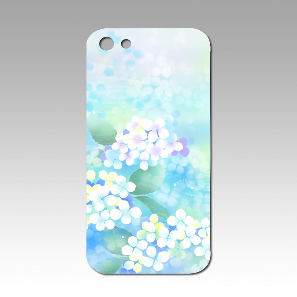 平面设计 手机|平板电脑套 手机壳图案设计 > 蓝色渐变手绘手机壳  下