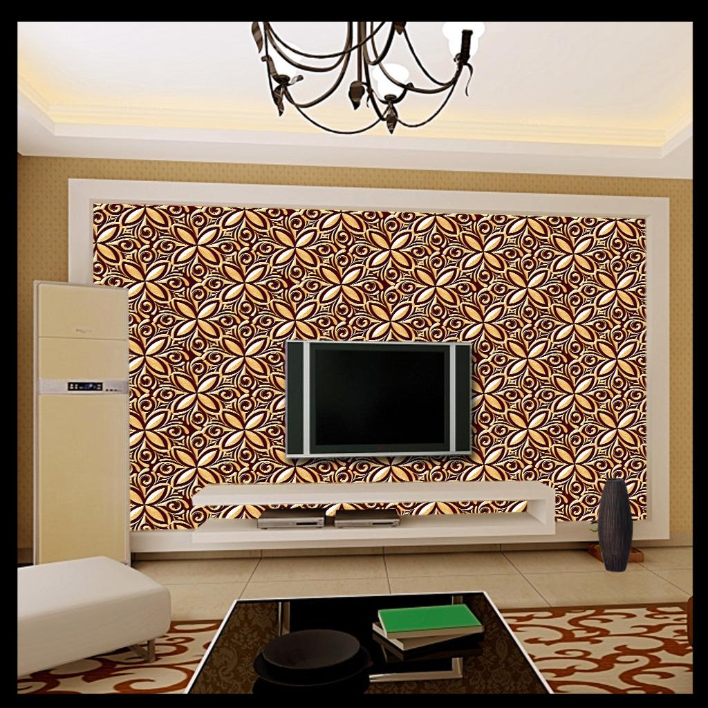 背景墙|装饰画 电视背景墙 欧式电视背景墙 > 尊贵高档花纹背景墙体