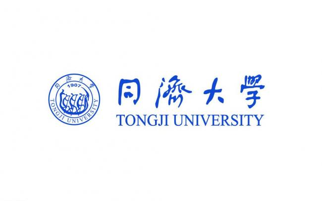 同济大学logo矢量素材