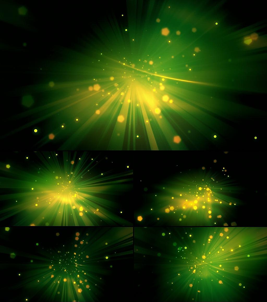 led背景视频模板下载 led背景视频图片下载 离子束 苍穹 光晕 光束