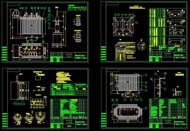 我图网提供精品流行油浸式电力变压器结构图CAD图纸素材下载,作品模板源文件可以编辑替换,设计作品简介: 油浸式电力变压器结构图CAD图纸,模式:RGB格式高清大图, 油浸式 电力 变压器 结构图 设计图 CAD 图纸 源文件 素材 电气 施工图