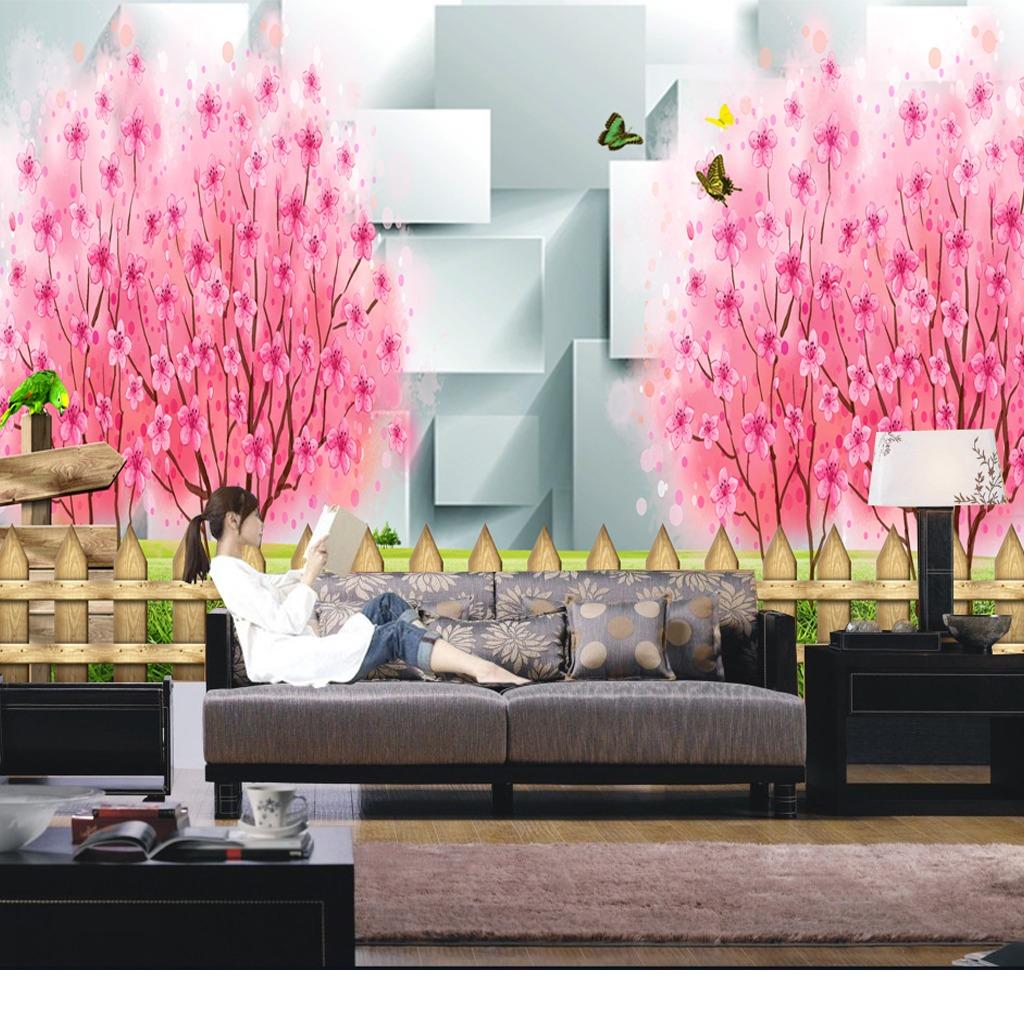 客厅电视背景墙 现代 沙发背景