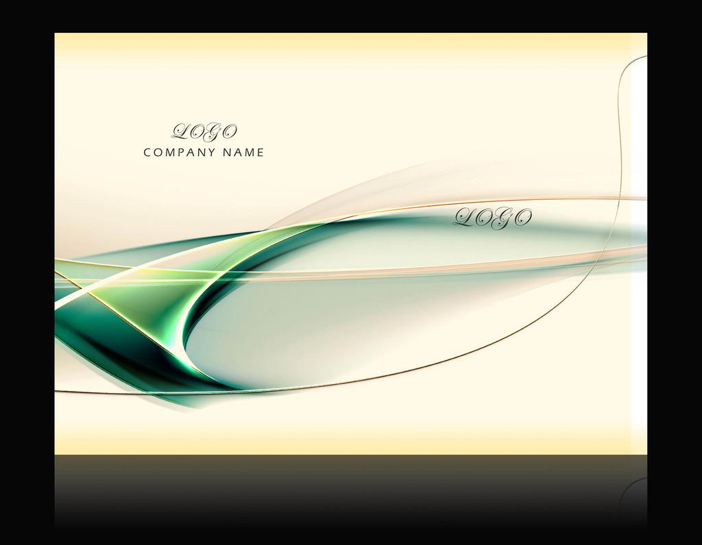 通用画册封面设计模板源文件下载图片下载 画册图册封面科技画册背景