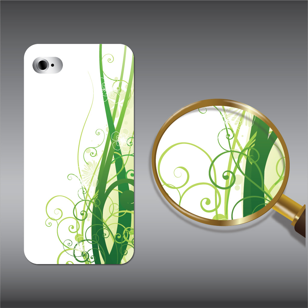 小清新手机图案模板下载(图片编号:12273172)_手机壳