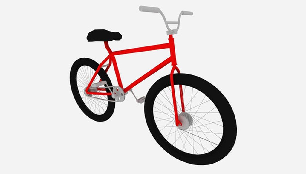 自行车模型模板下载(图片编号:12276232)