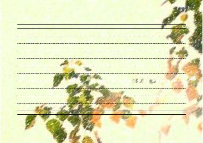 淡雅清新植物藤蔓背景