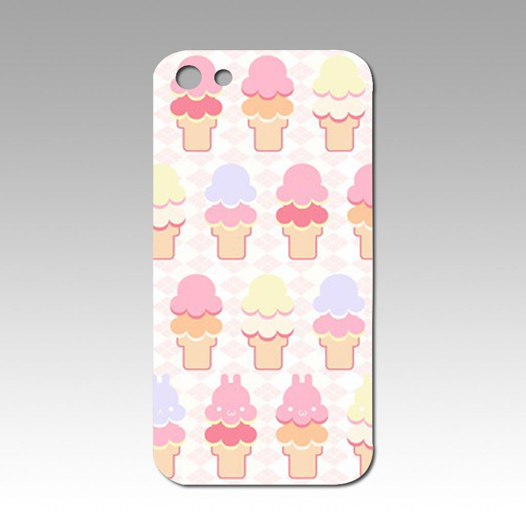 卡通冰淇淋手机壳