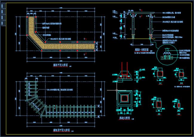 园林施工图模板下载(图片编号:12300034)