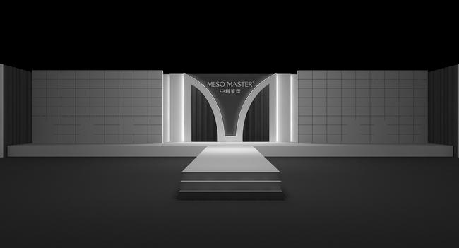 3d模型 室内设计3d模型 展台|展厅模型 > 走秀t台舞美设计内有3ds格式
